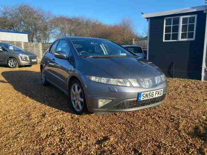 2006 Honda Civic 1.8 i VTEC Sport 5dr Hatchback Petrol Manual