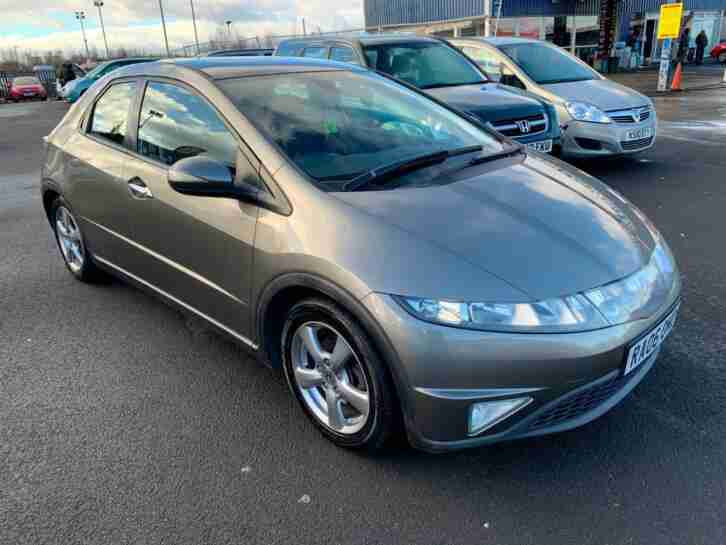 2006 Civic 2.2i CTDi ( 17in Alloys ) ES