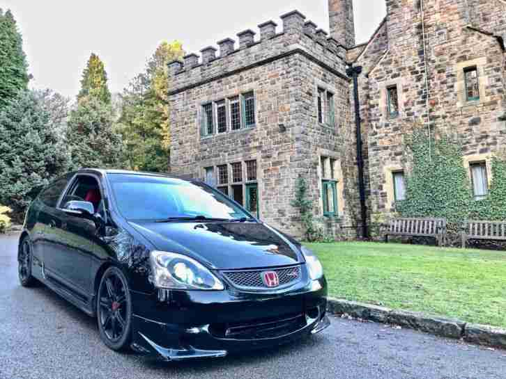 2006 Honda Civic Type R Premier Edition,LOW MILEAGE,83k,k20,BIG SPEC,HPI CLEAR
