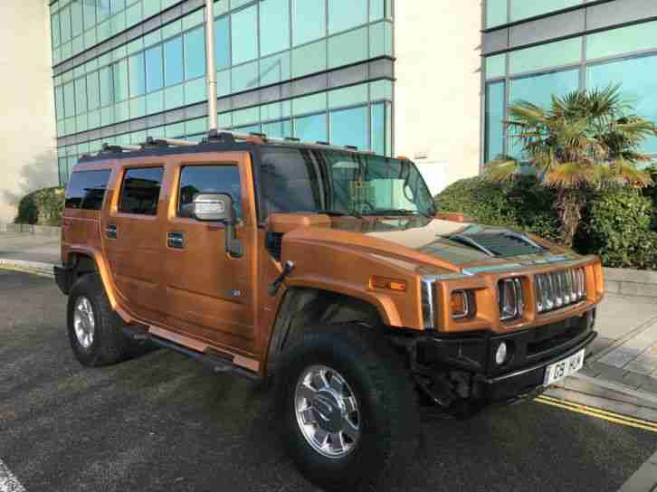 hummer 2006 h2 6 0 luxury car for sale. Black Bedroom Furniture Sets. Home Design Ideas