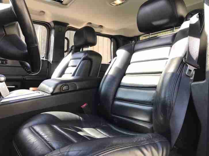 2006 Hummer H2 SUT PICK 6.0 V8 *STUNNING AND RARE*
