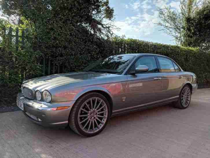 2006 JAGUAR XJ SPORT PREMIUM 2.7TDV6I DIESEL AUTOMATIC LEATHER ALLOYS SERVICE