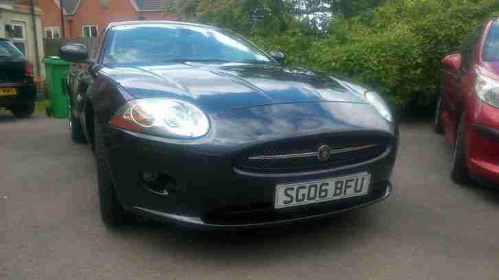2006 JAGUAR XK 4.2 AUTO ( pre road tax hike )