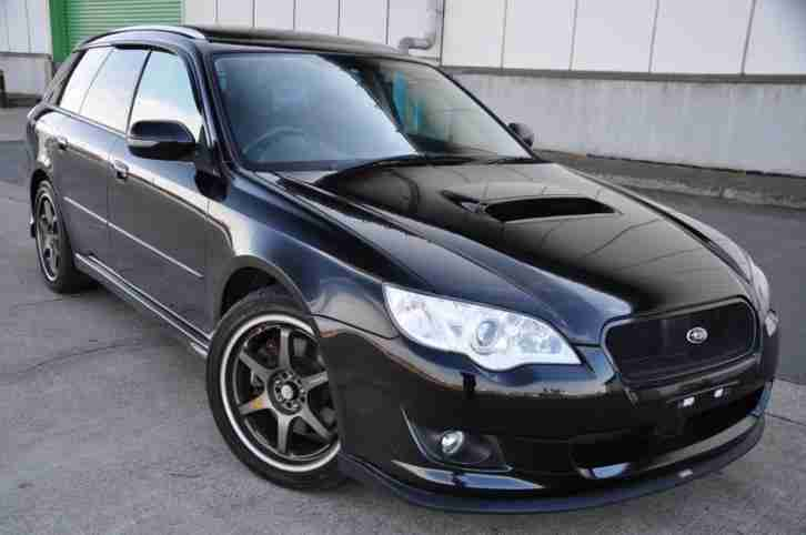2006 JDM SUBARU LEGACY GT 2.0L BP5 TWINSCROLL TURBO MANUAL SI DRIVE