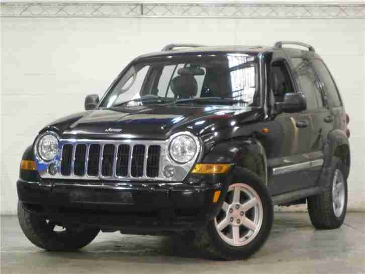 jeep 2006 cherokee cherokee 2 8 crd limited auto diesel. Black Bedroom Furniture Sets. Home Design Ideas