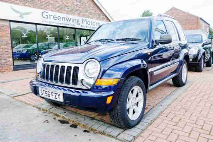 2006 CHEROKEE LIMITED CRD 2.8 MANUAL