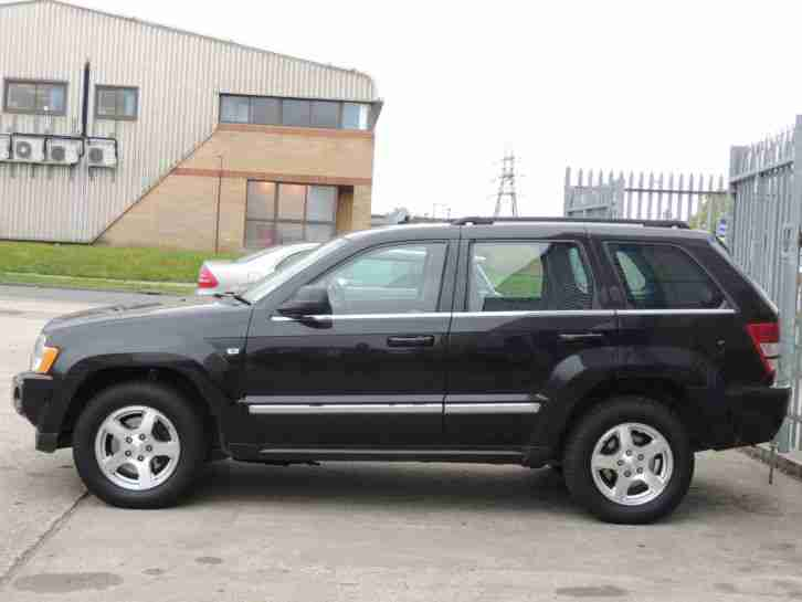 jeep 2006 grand cherokee 3 0 crd ltd 3 0 diesel grand cherokee car for sale. Black Bedroom Furniture Sets. Home Design Ideas