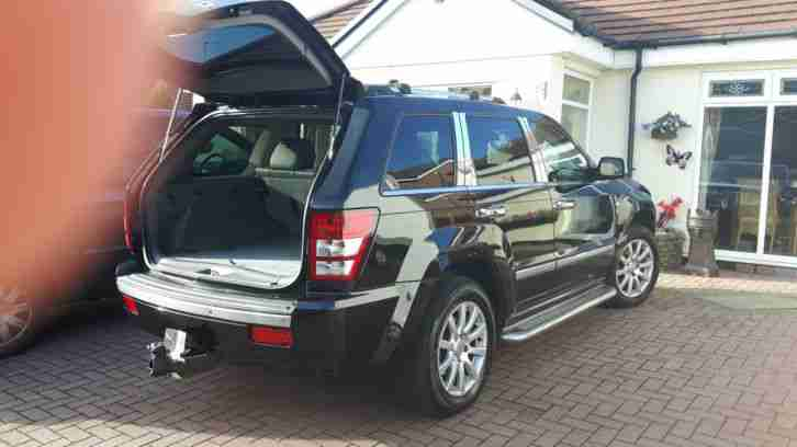 2006 JEEP GRAND CHEROKEE 5.6 V8 WITH LPG