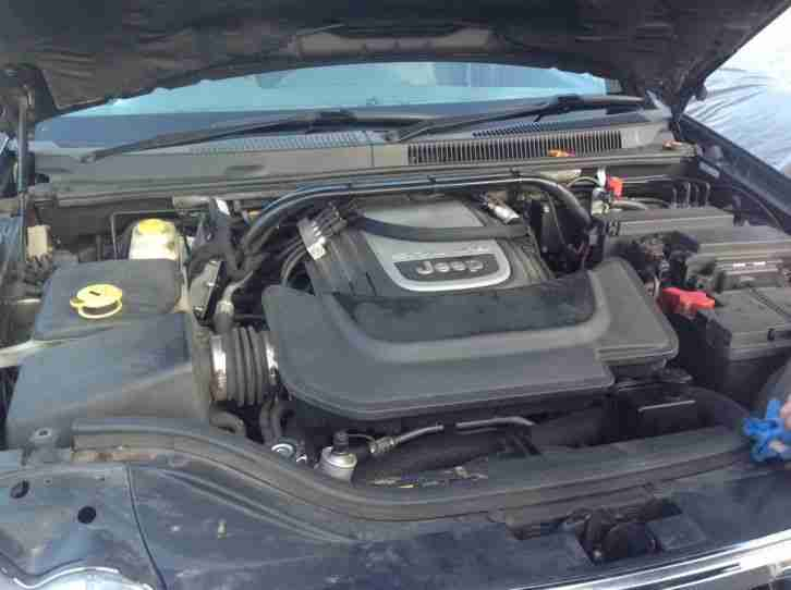 2006 JEEP GRAND CHEROKEE 5.7 HEMI LTD with LPG conversion