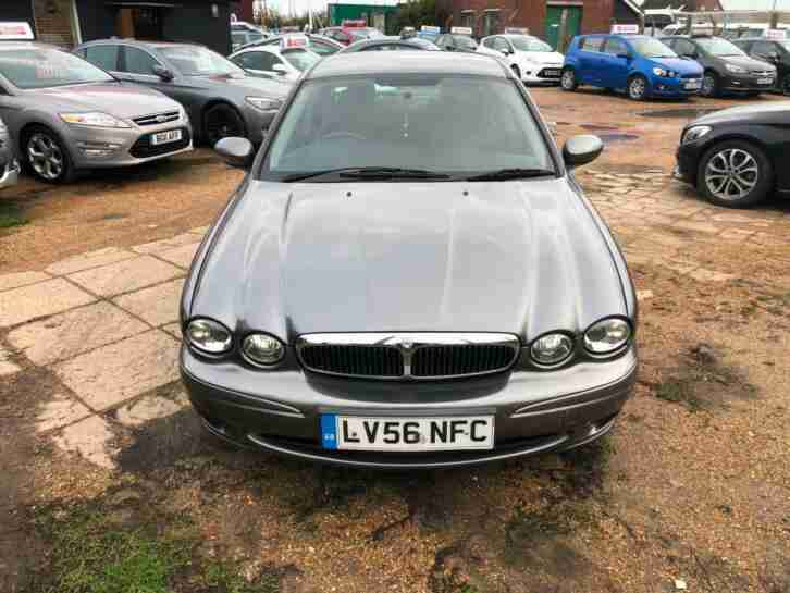 2006 Jaguar X Type 2.0d S 4dr [Euro 4] SALOON Diesel Manual