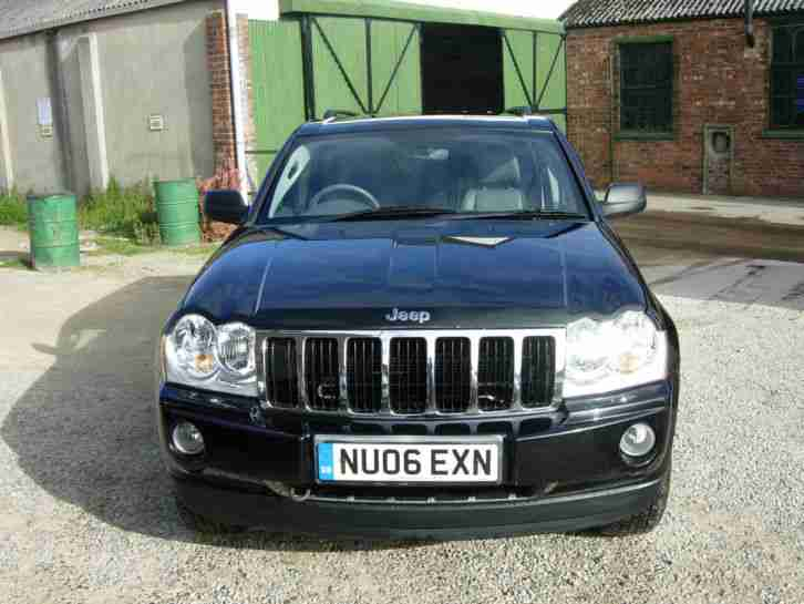 jeep 2006 grand cherokee 4 7 v8 auto limited car for sale. Black Bedroom Furniture Sets. Home Design Ideas