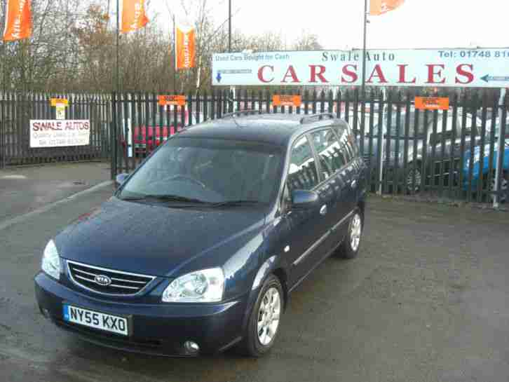2006 CARENS CRDI LX AUTOMATIC 2L ONLY