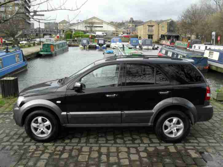 kia 2006 sorento 2 5 crdi xe 4x4 diesel car for sale. Black Bedroom Furniture Sets. Home Design Ideas