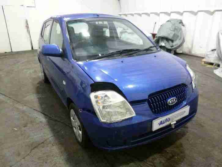 2006 Picanto LX Salvage Category D 043560