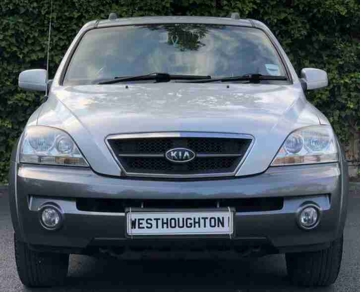 2006 Kia Sorento 2.5 XE CRDI 5d 139 BHP LAST OWNER LADY OF 13 YEARS, 2 KEYS