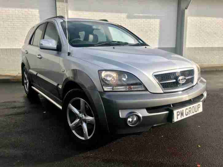 2006 Sorento 2.5CRDi XT Full Leather