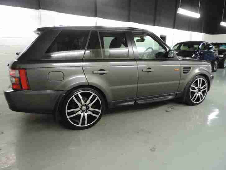 2006 land rover range rover sport 2 7 tdv6 hse fully loaded fsh 22. Black Bedroom Furniture Sets. Home Design Ideas