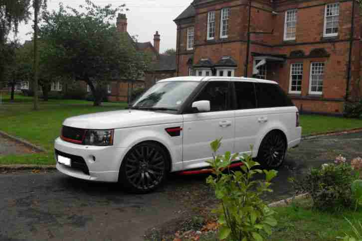 2006 land rover rangerover sport spt tdv6 hse autobiography 2012. Black Bedroom Furniture Sets. Home Design Ideas