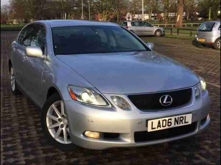 Lexus GS300. Lexus car from United Kingdom