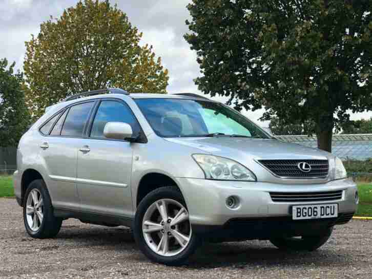 Lexus RX. Lexus car from United Kingdom