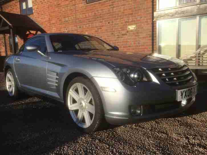 chrysler 2006 lovely crossfire 3 2 v6 automatic 3 car for sale. Black Bedroom Furniture Sets. Home Design Ideas