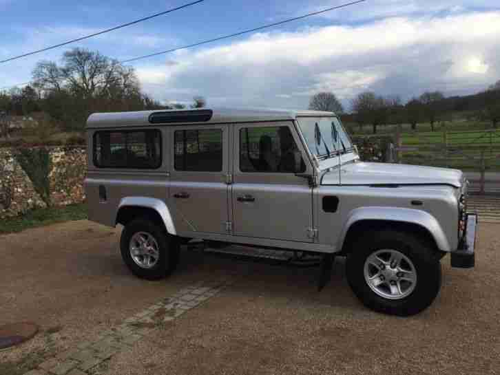 2006 Land Rover Defender 110 Country Td5 Car For Sale
