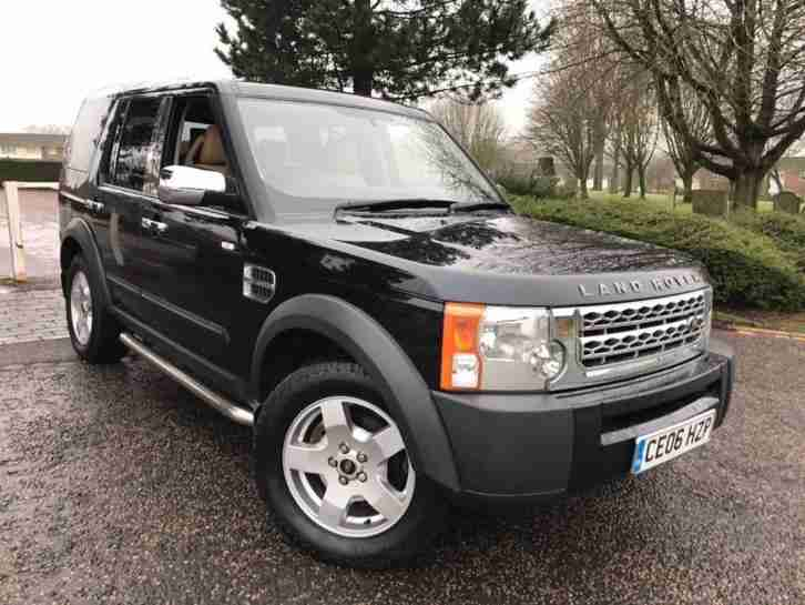 2006 Land Rover Discovery 3 2.7 TD V6 Station