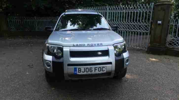 2006 Land Rover Freelander Commercial Td4 plus vat clean example drives how i...
