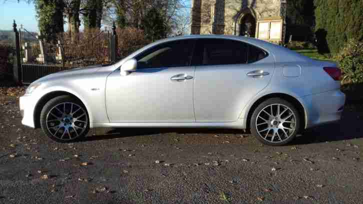 2006 Lexus IS 220D SE