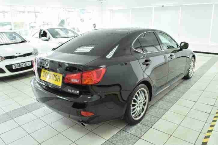 2006 Lexus IS 250 2.5 SE-L 4dr
