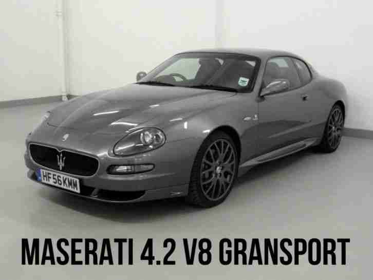 2006 GRANSPORT 4.2 V8 COUPE COUPE