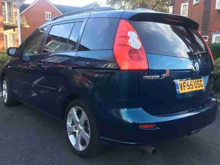 2006 MAZDA 5 SPORT 2.0. 7 SEATER MPV PETROL MANUAL