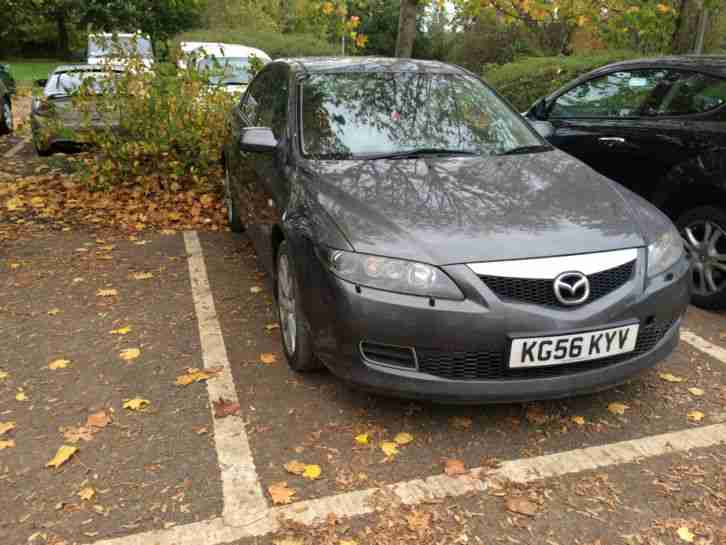Mazda 6. Mazda car from United Kingdom