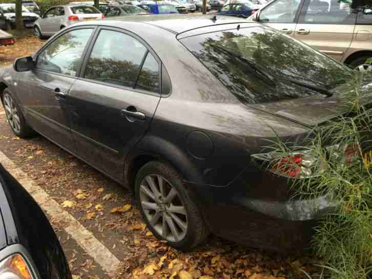 2006 MAZDA 6 SPORT GREY FOR SPARES OR REPAIR NON RUNNER