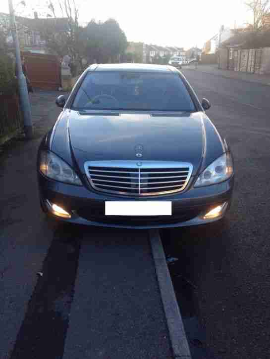 2006 MERCEDES S320 CDI L LWB LIMO AUTO NIGHT