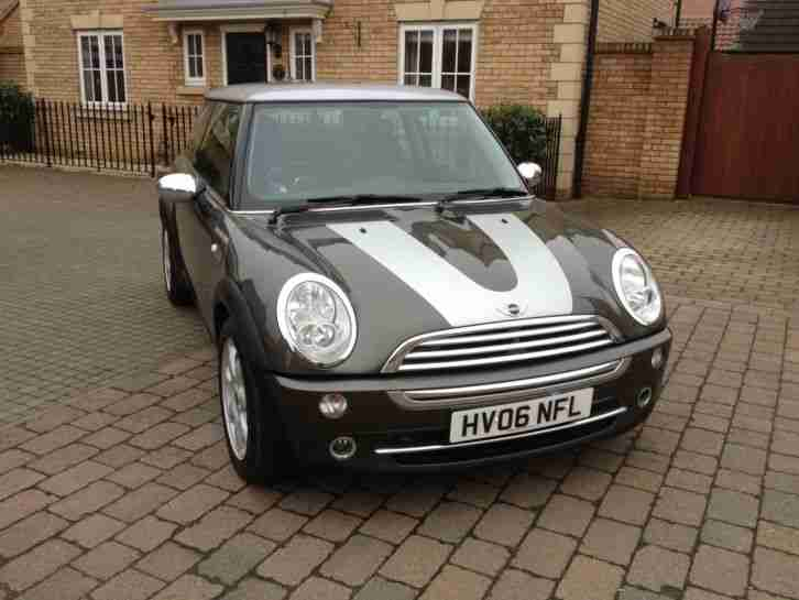 2006 MINI MINI COOPER PARK LANE GREY - NO RESERVE