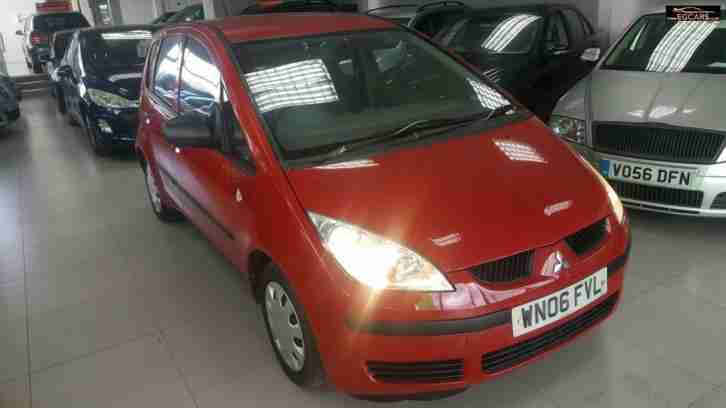 2006 COLT CZ1 Red Manual Petrol