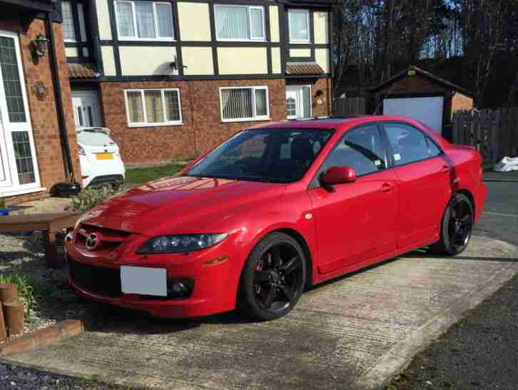 Mazda 2006 6 Mps Awd 2 3 Turbo Car For Sale