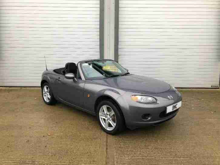 2006 Mazda MX 5 2.0 Option Pack 2dr