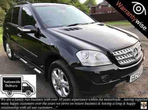 2006 Mercedes Benz ML320 3.0 CDI 7G Tronic SE