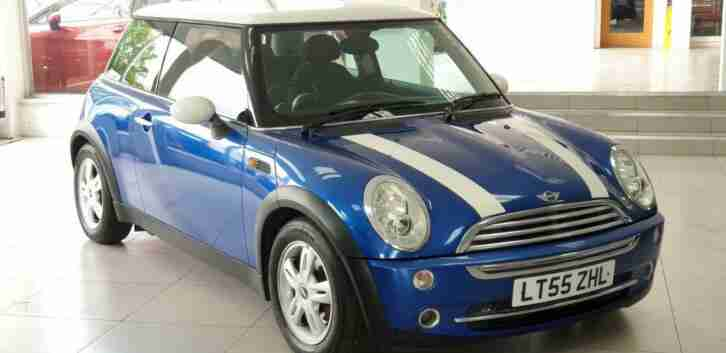 2006 Cooper 1.6 petrol mint condition