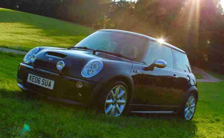 2006 Mini Cooper S – Low Mileage – Stunning Spec JCW Bodykit Refurb Wheels
