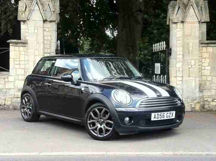2006 Mini Hatchback 1.6 Cooper 3dr 3 door Hatchback