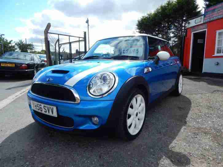 2006 Hatchback 1.6 Cooper S 3dr LOW