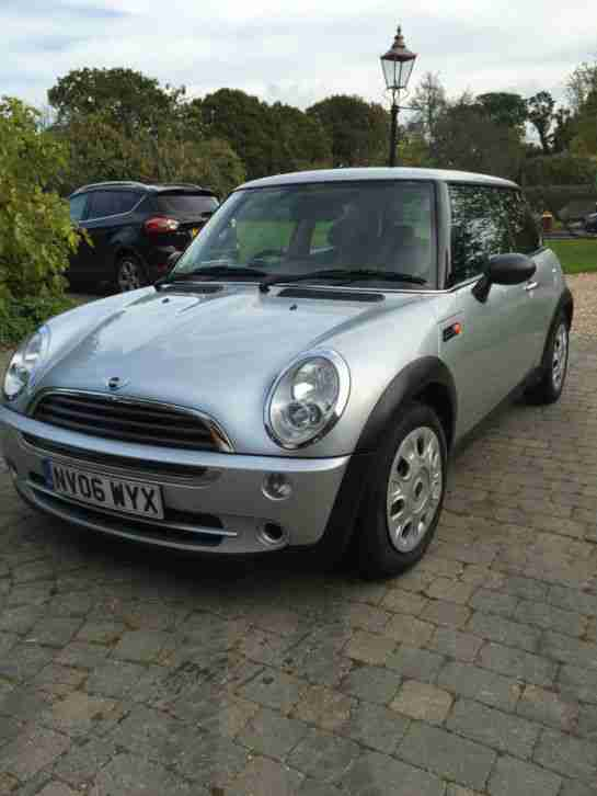 2006 Mini One no reserve