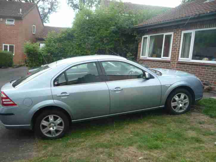 Mondeo 2ltr. Ford car from United Kingdom