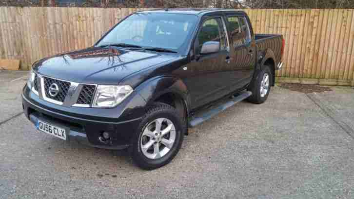 2006 NAVARA D C SE DCI PICK UP NO VAT