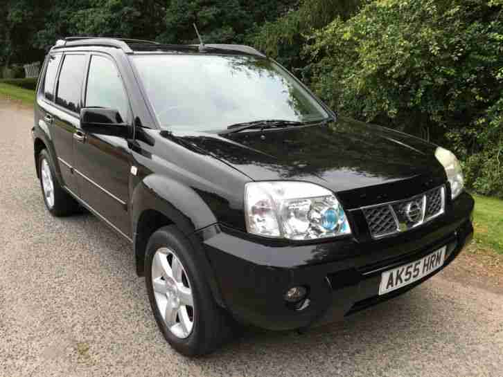 nissan 2006 x trail 2 2 dci columbia 4x4 sat nav 6 speed ltd edtion. Black Bedroom Furniture Sets. Home Design Ideas