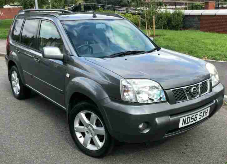 2006 Nissan X trail 2.2 Dci Columbia 4x4 Low