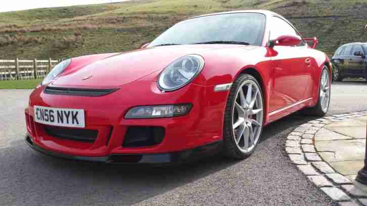 2006 911 997 CARRERA 2S 3.8 FACTORY